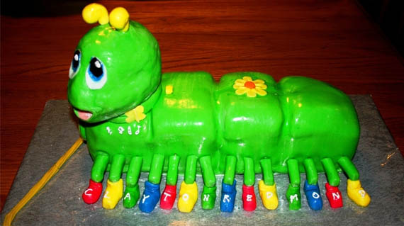 Kids Toys Turned Cakes Kid Crave