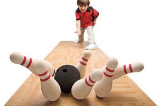 Foam Bowling Set
