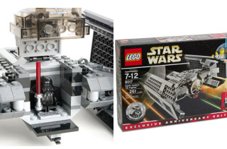 LEGO Darth Vader's Tie Fighter