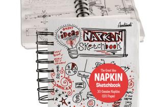 Great Idea Napkin Sketchbook
