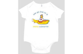 Yellow Submarine Bodysuit