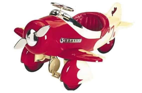 Airflow Sport Racer Pedal Plan