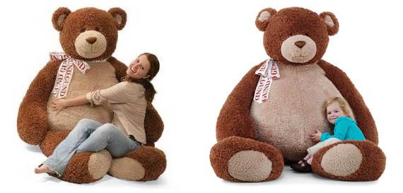 Gund Basil Jumbo Bear expensive kids toy