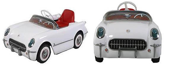 Kettler 1953 Chevrolet Vette expensive kids toy