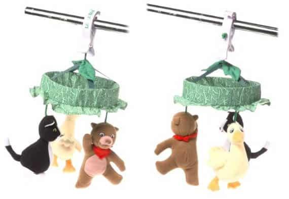 Maurice Sendak's Little Bear Carry Along Carousel