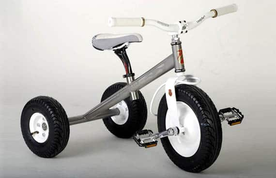 Expensive Titanium Tricycle Kids Toy