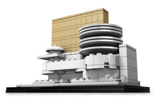 Guggenheim Museum LEGO