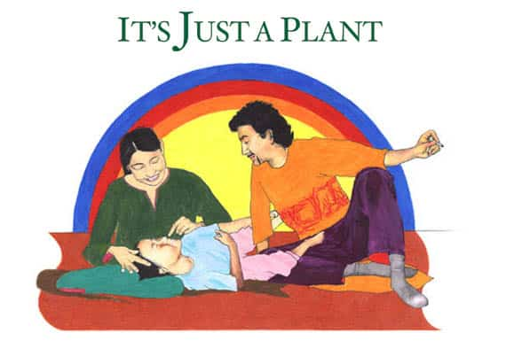 It's Just A Plant Childrens Book - Kid Crave