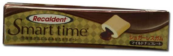 Smart Time Chocolate Gum