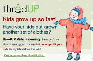 thredUP - Online Clothing Swap