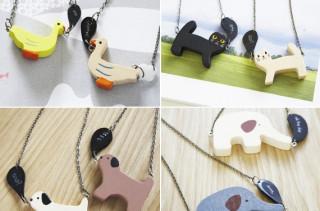 Animal Farm Necklaces