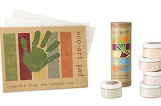 Eco Paper & Finger Paint