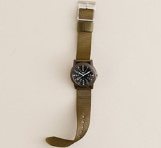 J.Crew X Timex Kids Camper Watch