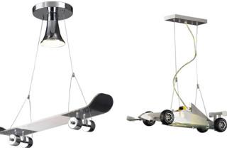 Sport Pendant Lamps
