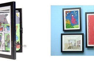 Lil Davinci Art Cabinet