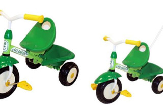 Kettler Go Green Fold 'n' Ride Tricycle