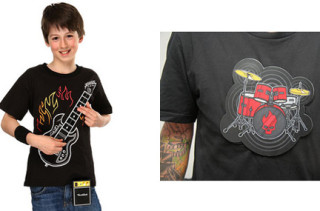 Kids Rock Shirts