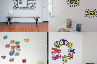 Keith Haring Wall Decals