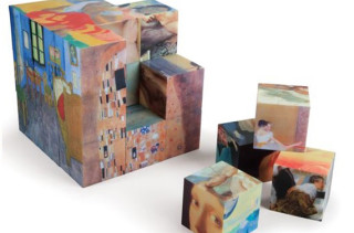The Masterpieces Cube Puzzle
