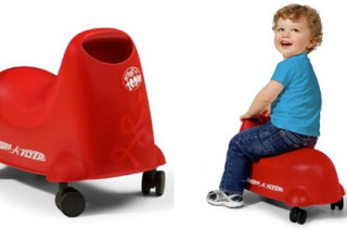 Radio Flyer Scoon 'N Zoom