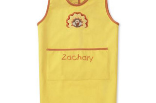 Personalized Kid's Turkey Smock