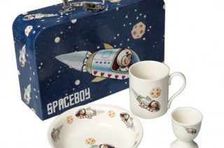Spaceboy Breakfast Set