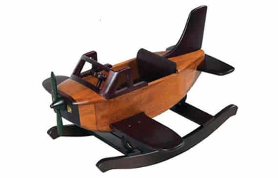 airplane rocking horse plans