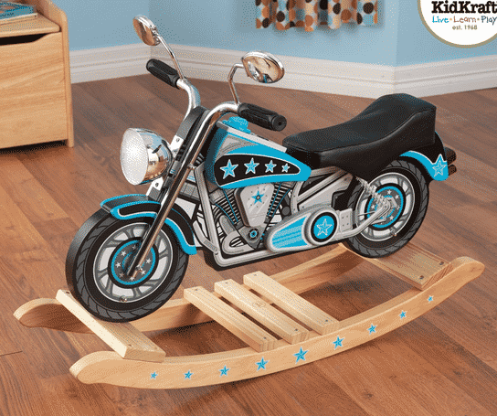 Motorcycle rocking chair