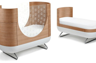 Ubabub: Modern Eco Pod Cot