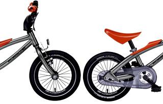 Porsche Design Spielzeug Bike