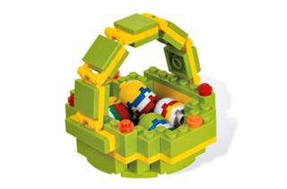 LEGO Easter Basket