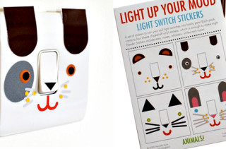 Animal Light Up Your Mood Stickers