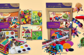 Arterro Eco Craft Kits