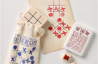 Tic – Tac – Toe Stamps