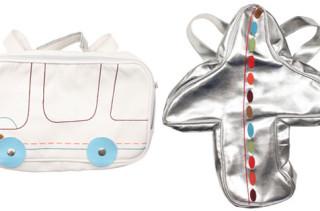 Bus & Airplane Backpacks