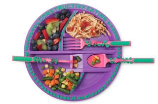 Garden Plate & Utensils