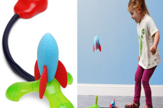 Toddler Rocket Stomp