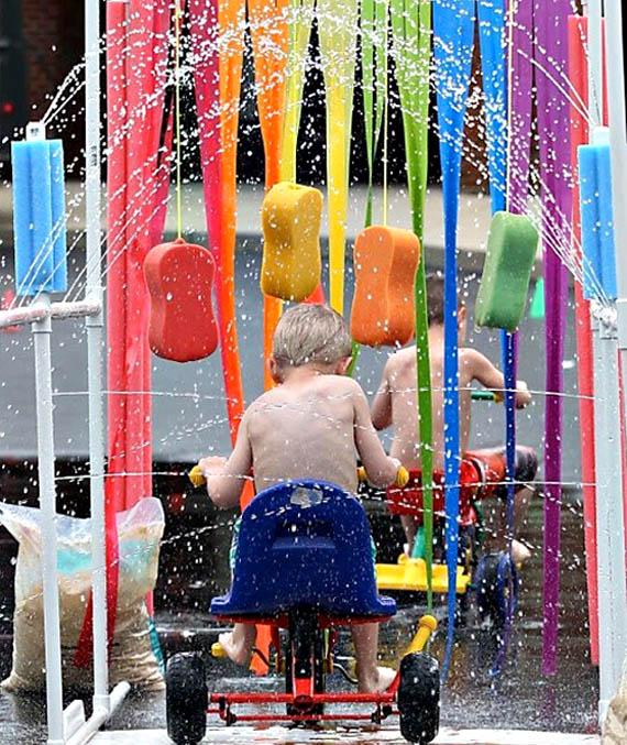 Kiddie Car Wash