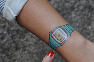 Tattly Design-y Temporary Tattoos
