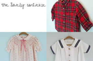 The Lovely Universe - Vintage Clothing