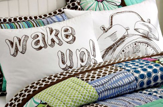 Wake Up! Pillowcase Set