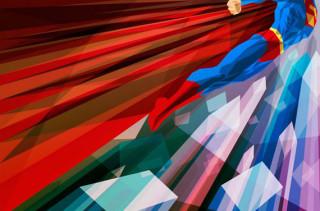 Liam Brazier Superhero Art
