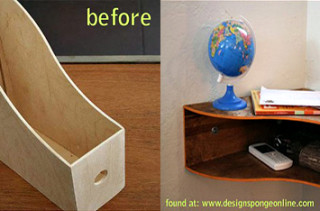 Adorable DIY Shelf