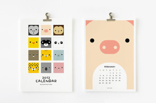 Loopz Printable Calendars