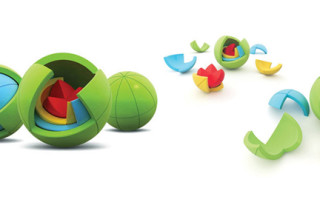 Oblo Sphere Puzzle