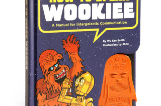 Star Wars How to Speak Wookie