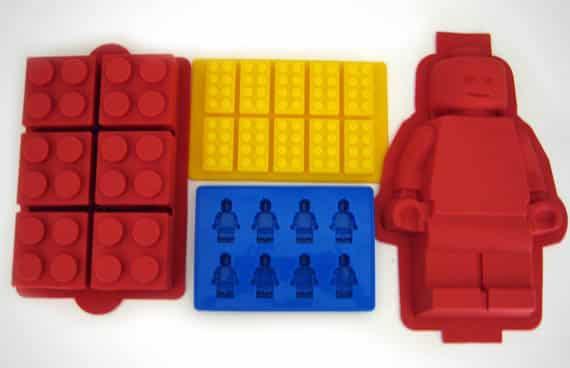 LEGO Cake Molds