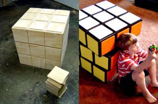 Rubik's Cube Drawers
