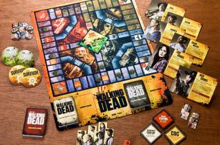 Walking Dead Boardgame