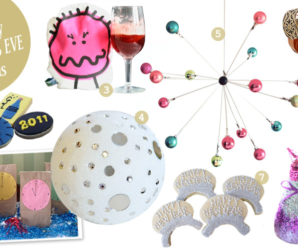Cheers! To A Crafty New Year's Eve For Kids